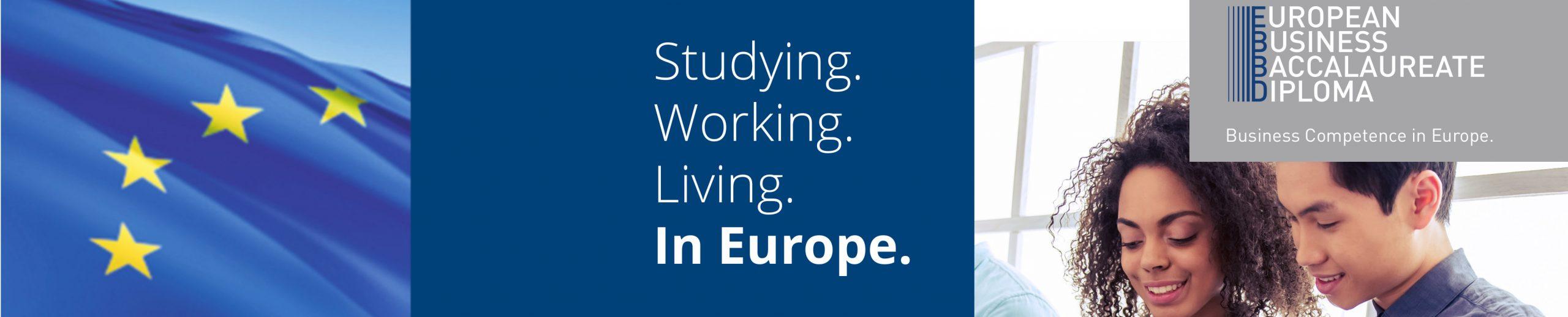 European Business Baccalaureate Diploma